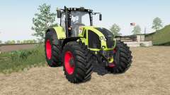 Claas Axion 920-950 für Farming Simulator 2017