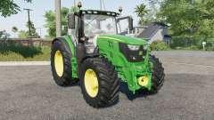 John Deere 6R-seriᶒs für Farming Simulator 2017