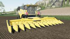 New Holland CR10.90 faster overloading für Farming Simulator 2017