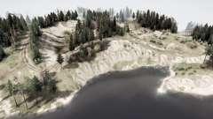 Tiefer See v1.01 für MudRunner