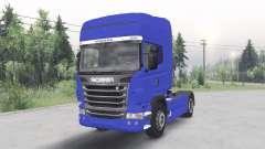 Scania R730 4x4 Topline cab 2009 pour Spin Tires