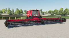 Case IH Axial-Flow 9240 with capacity option pour Farming Simulator 2017