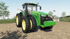 John Deere 8R-serieᵴ pour Farming Simulator 2017