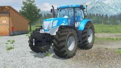 Nouveau Hollanᵭ T7050 pour Farming Simulator 2013