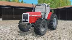 Massey Ferguson 81Ꝝ0 für Farming Simulator 2015