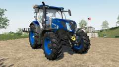 New Holland T6.125〡T6.155〡T6.175 pour Farming Simulator 2017
