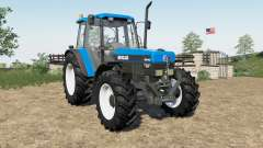 New Holland 83Ꝝ0 Powerstar SLE für Farming Simulator 2017