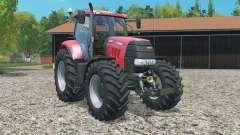 Case IH Puma 200 CꝞX pour Farming Simulator 2015