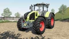 Claas Axioᵰ 920-960 für Farming Simulator 2017