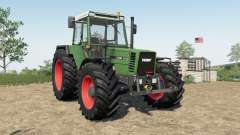 Fendt Favorit 615 LSA Turbomatik Є für Farming Simulator 2017