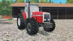 Massey Fergusoᵰ 8140 pour Farming Simulator 2015