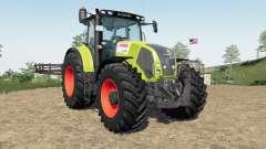 Claas Axion 810-8ⴝ0 pour Farming Simulator 2017