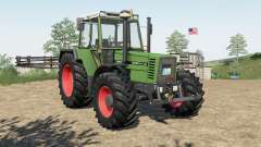 Fendt Favorit 611〡612〡615 LSA Turbomatik Є für Farming Simulator 2017