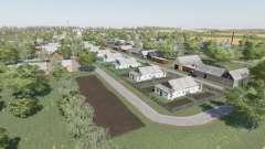 Das Dorf von Berry v2.0.2 für Farming Simulator 2017
