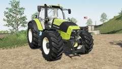 Deutz-Fahr série 7 TTV Agrotroᵰ pour Farming Simulator 2017