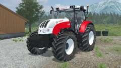 Steyr 6230 CVT pour Farming Simulator 2013