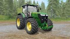 John Deere 7280R-7310R pour Farming Simulator 2017