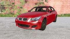 BMW M5 (E60) 2006 pour BeamNG Drive