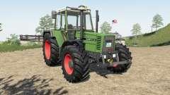 Fendt Favorit 611〡612〡615 LSA Turbomatik E für Farming Simulator 2017