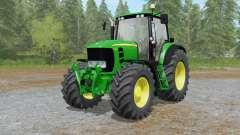 John Deere 7430&7530 Premium improved spec für Farming Simulator 2017