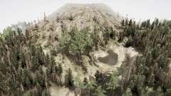 Tal des Vulkans für MudRunner