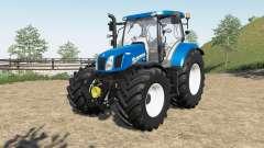 New Holland T6.140 & T6.160 für Farming Simulator 2017
