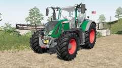 Fendt 700 Varᶖo pour Farming Simulator 2017