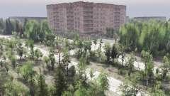 Pripyat pour Spin Tires