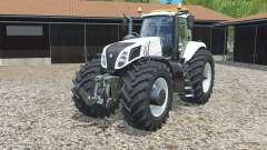 Nouveau Hollanᵭ T8.320 pour Farming Simulator 2015