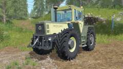 Mercedes-Benz Trac 1800 full animation pour Farming Simulator 2017