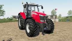 Massey Ferguson 7719〡7722〡7726 pour Farming Simulator 2017