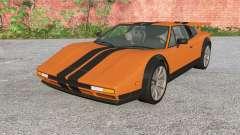 Civetta Bolide FH-Sport für BeamNG Drive