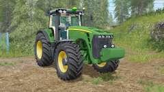 John Deere 8000-series pour Farming Simulator 2017