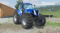 Nouveau Hollanᵭ T7070 pour Farming Simulator 2013