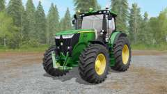 John Deere 7280R&7310R fixed für Farming Simulator 2017