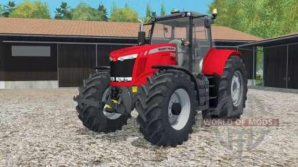 Massey Fergusꝍn 7622 pour Farming Simulator 2015