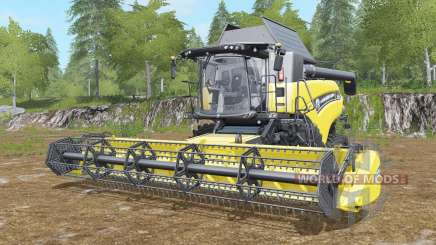 New Holland CR-series pour Farming Simulator 2017