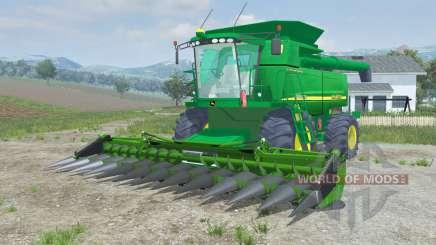 Jꝍhn Deere 9750 STS für Farming Simulator 2013