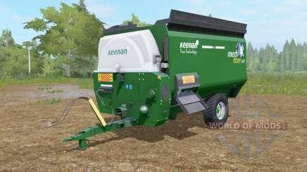 Keenan Mech-Fibrᶒ 340 pour Farming Simulator 2017