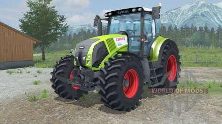 Claas 820 Axiꝍn für Farming Simulator 2013