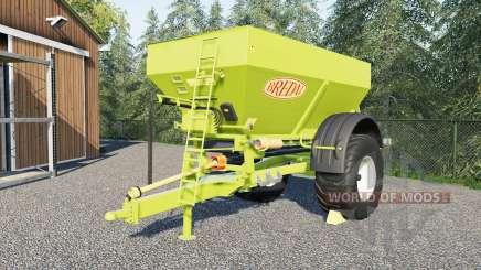 Bredal K105&K165 für Farming Simulator 2017