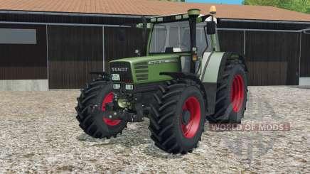 Fendt Favorit 515C Turbomatiƙ für Farming Simulator 2015