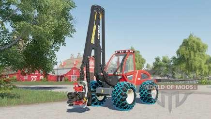 Sampo Rosenlew HR46X für Farming Simulator 2017