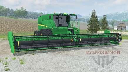 John Deere S670&S680 für Farming Simulator 2013