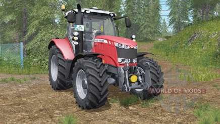 Massey Ferguson 6612〡6613〡6616 für Farming Simulator 2017