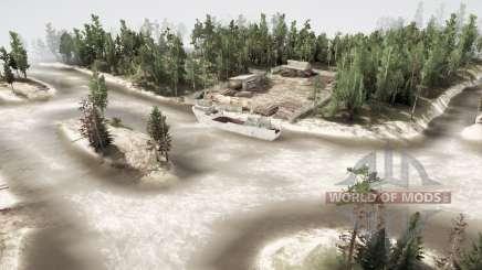 Forest watch 2 für MudRunner