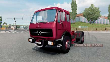 Mercedes-Benz NG 163೭ pour Euro Truck Simulator 2