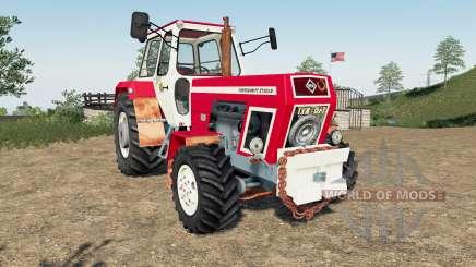 Fortschritt ZT 303-Ɗ für Farming Simulator 2017