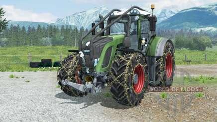 Fendt 936 Vario Plus Realistiƈ pour Farming Simulator 2013
