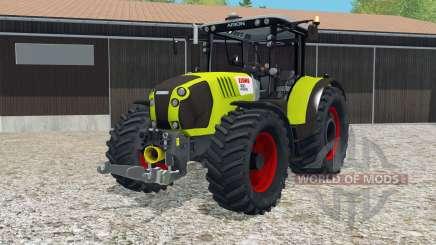 Claas Arioᵰ 650 für Farming Simulator 2015